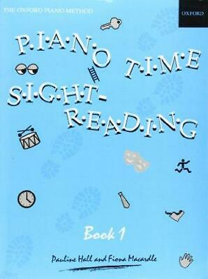 Piano Time Sightreading Book1, Sheet music  by Pauline Hall