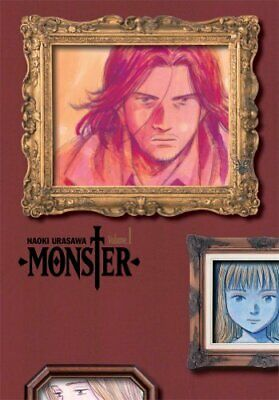 Monster, Vol.1: The Perfect Edition, Paperback,  by Naoki Urasawa