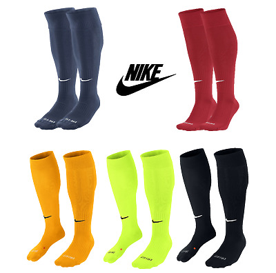 Nike Classic Cushioned Mens Football Socks Knee High with DRI-FIT technology