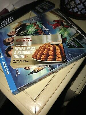 Outback Steakhouse Appetizer Gift Cards