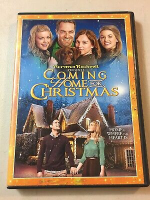 Coming Home for Christmas (DVD, 2013) New - Not Sealed