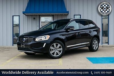 2017 Volvo XC60 INSCRIPTION LOADED NAV PANO ROOF ONLY 32K MILES!!! 469-300-9669
