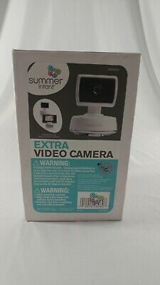Summer Infant Extra Video Camera - 28060A New-Open Box
