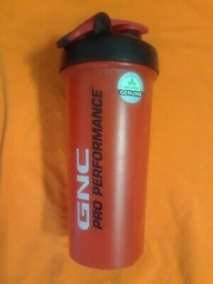 GNC Pro Performance 28oz Blender Bottle