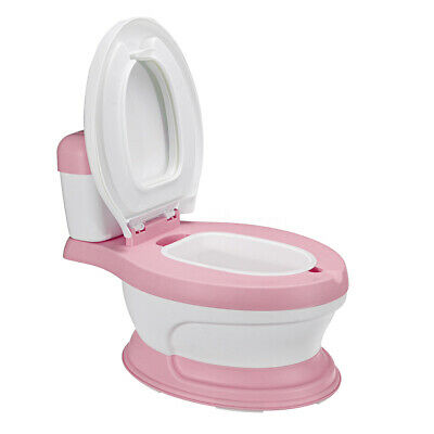 Kids Toilet Training Child Toddler Potty Trainer Seat Chair Portable Travel AU