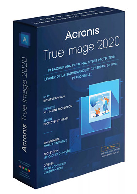 Acronis True Image 2020 ⚡⚡⚡ Digital version Fast Delivery ⚡⚡⚡