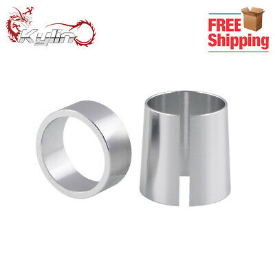 """1"""" Gas Golf Cary Tapered Drive Clutch Shaft Adapter Silver Aluminum for Subaru"""