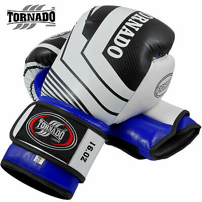 Boxing Gloves Punch Bag Training Thai KickBoxing ufc gloves pad Rex leather  mma