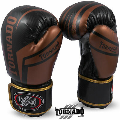 Boxing Gloves Punch Bag Training Thai KickBoxing ufc gloves pad Rex leather
