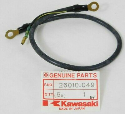 Genuine Kawasaki OEM WIRE-LEAD Part# 26011-7014