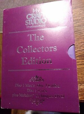 My craft studio the collector's edition 4 discs