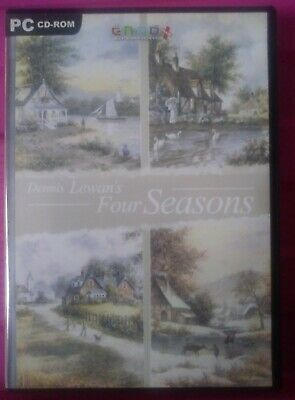 Dennis lewans four seasons pc cd rom
