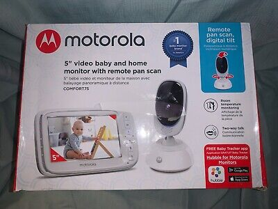Motorola comfort 75 Video baby monitor