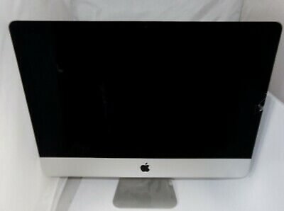 "Apple iMac MF883LL/A A1418 21.5"" i5-4260u 1.4GHz 8GB RAM 500GB HDD 10.13.6"