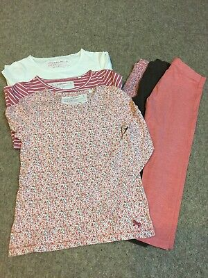 NEXT Girls Tops And Leggings Bundle. Age 6 Years. Immaculate Condition