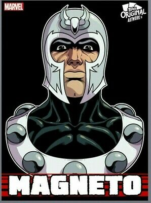 DAWN OF X MAGNETO Topps Marvel Collect Digital Card