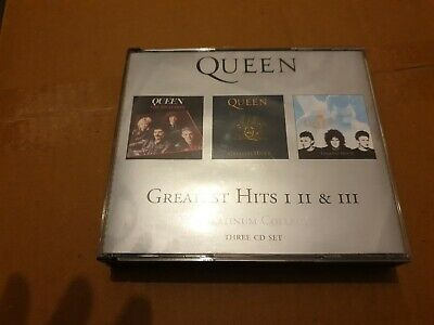 Queen -Greatest Hits Platinum Collection, Vol. 1-3 (2006)