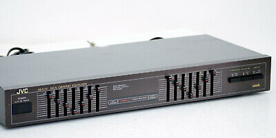 JVC SEA-12 S. S. E. a.Graphic Equalizer/Graphic Eq + 1 Year Warranty