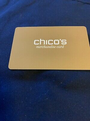 $40.03 Chico's Merchandise  Gift Card Free shipping