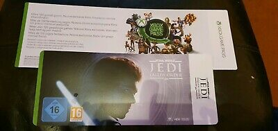 Star Wars Jedi Fallen Order Deluxe Edition Xbox One + 1 month EA and Game Pass.