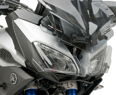 Puig Headlight Debris / Insect Protector - High Impact Methacrylate 8127W