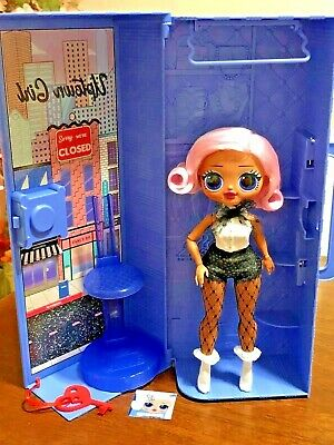 LOL Surprise Amazing Surprise OMG Uptown Girl Doll with Storage Case