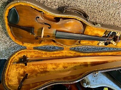 Very Old Antique Violin Very Nice Instrument Stainer German. Germany