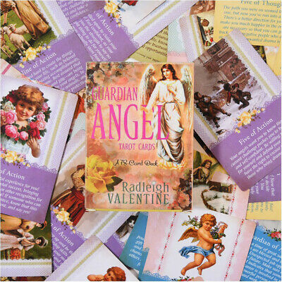 Guardian Angel Tarot Cards A 78-Card Deck And Guidebook By Doreen Virtue AU