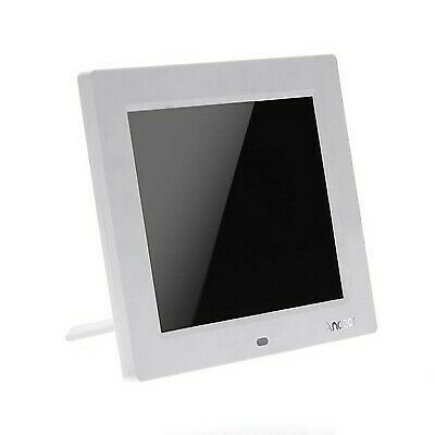 "Cornice Digitale 8"" Andoer Bianco - D1725W Photo Frame Photoframe"