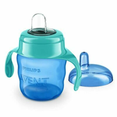 Philips Avent Easysip Spout Cup 70z - BLUE New