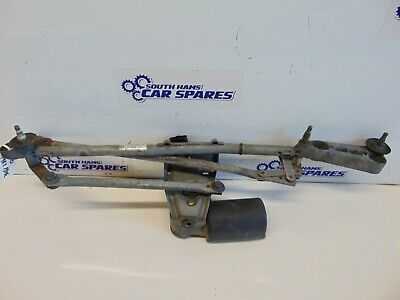 Renault Clio Mk2 98-01 Front Windscreen Window Wiper Motor + Linkages