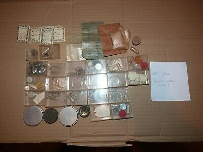 Watch Maker / Clock Parts  Various Items  (Lot Number One)
