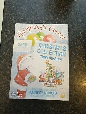 Crafters Companion  Humphrey's Corner - Christmas Collection  Twin Cd Rom