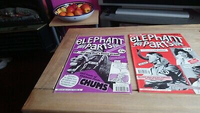 2  Elephant Parts Comics / Magazines