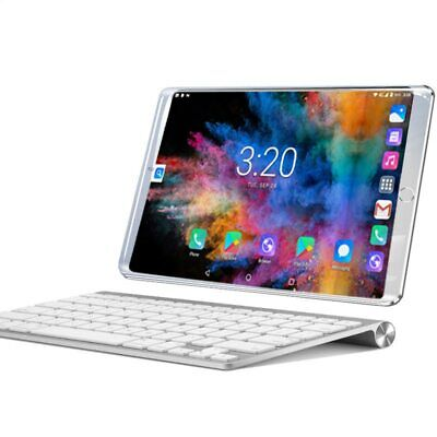 Tablet PC 3G/4G System 10.1 inch Phone Call Android 8.0 Wi-Fi Bluetooth Keyboard