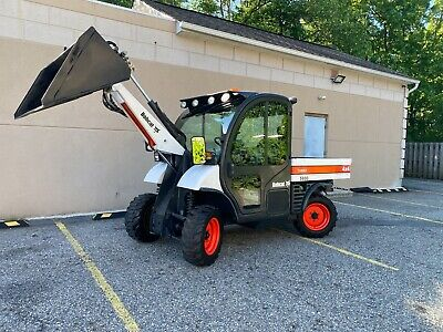 Bobcat Toolcat 5600 TURBO HIGH FLOW, Kubota Diesel,Bucket, All Wheel steer, AUX