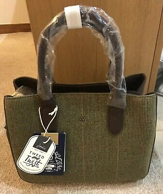 Joules Thernwell 30th Anniversary Tweed  Grab Bag Colour Mr Toad