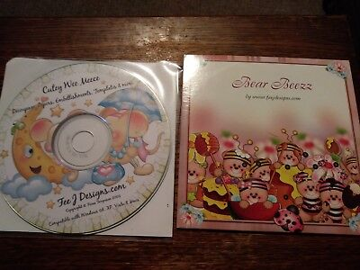 Bear beezz & cutey wee mice cds