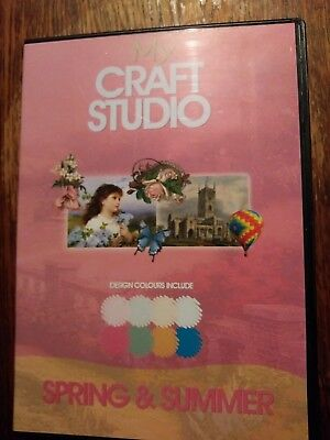 My craft studio spring & summer 2 CD
