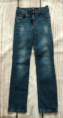 Ladies Next Slim Lift & Shape Stretch Jeans Dark Blue Size 10 R