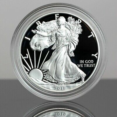 USA American Eagle Silver Medaille 1 Ounce 2019 Proof