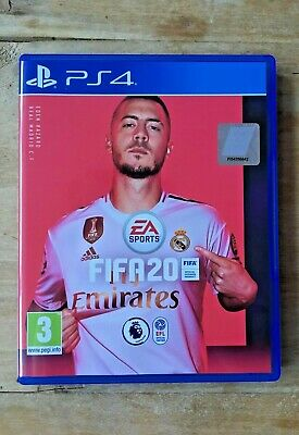 Fifa 20 - PS4 (Excellent Condition) Playstation 4