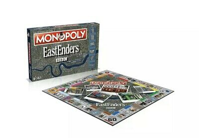 Eastenders Monopoly Board Game, Toys & Games, Brand New