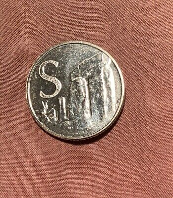 10p Coin Letter S for Stonehenge. Alphabet Ten Pence  New Uncirculated 2018