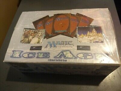 MTG Ice Age Booster Box -English- **Factory Sealed - Magic The Gathering