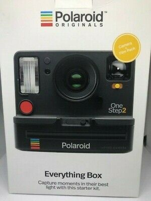 Poloroid Originals Everything Box - OneStep2 View FInder i-Type Camera and film