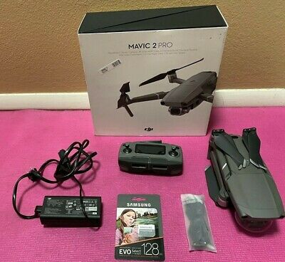 DJI Mavic 2 Pro Drone Quadcopter with Hasselblad Camera and 1-inch CMOS.