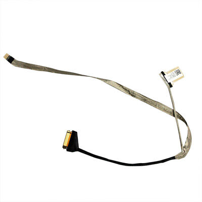 HP Probook 4710s LCD LED LVDS Screen Video Display Cable 535778-001 6017B0197801