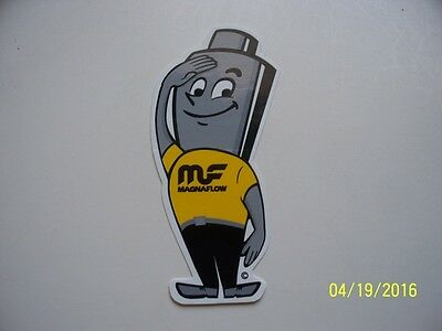 "Original  Racing  Decals  ""  Magnaflow  ""  2 "" X  4.50 ""   # 2"