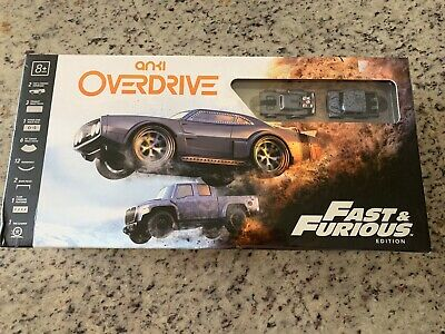 Anki Overdrive Fast & Furious Edition 392-0084 REV: C Race Track